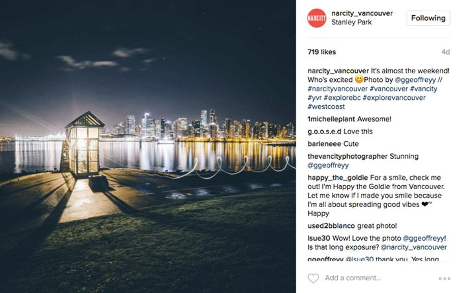 utiliser des hashtags sur Instagram